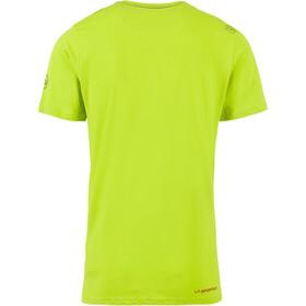 La Sportiva Connect T-Shirt Uomo, apple green